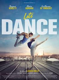 "affiche du film ""Let's dance"""